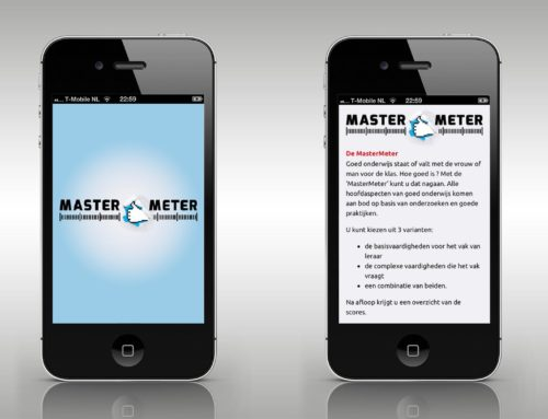 Mastermeter app