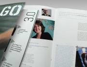 Personeelsmagazine voor Nedis.