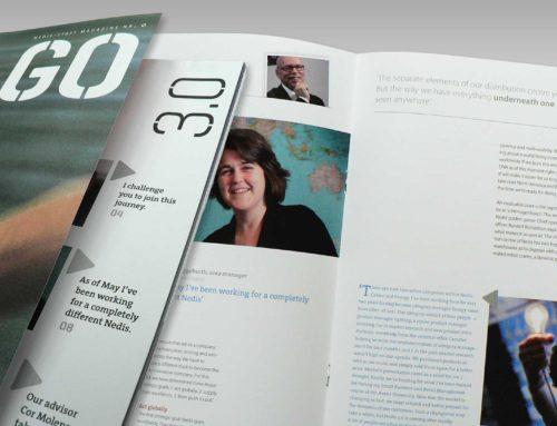 Personeelsmagazine GO3.0